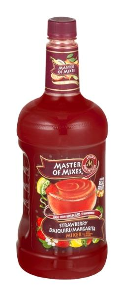 Mom Strawberry Daiquiri Margarita 1 75l Southern States Beverages Llc